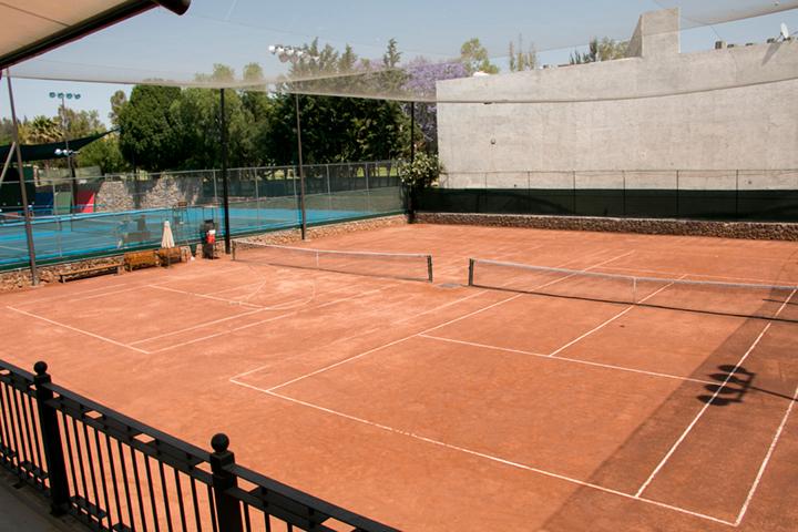 El mejor lugar para practicar Tenis