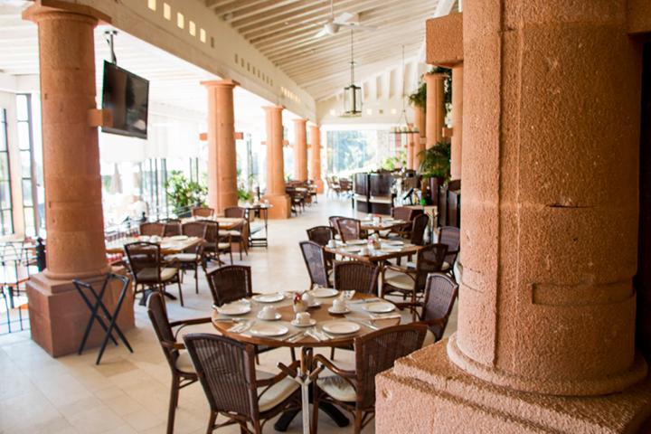 Un restaurante de GRAN ALTURA
